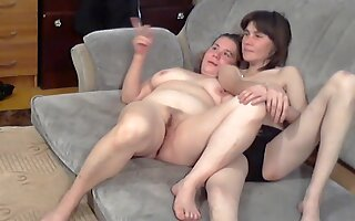 Amazing Homemade clip with Lesbian, Webcam scenes
