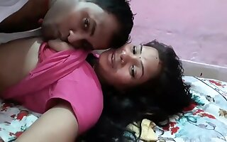 Married Indian Couple Love