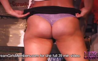 College Girls Get undressed At Freaky Spring Break Contest - DreamGirlsMembers