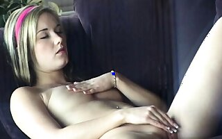 Amulet solo milk enema squirting and ID pussy