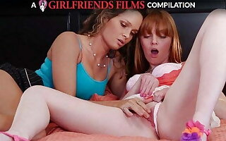 GirlfriendsFilms – Peer royalty Compilation