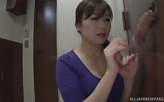 First gloryhole porn play that being the case hot Japan wife